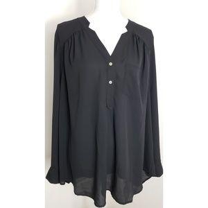 Modcloth Fervour Tunic Blouse